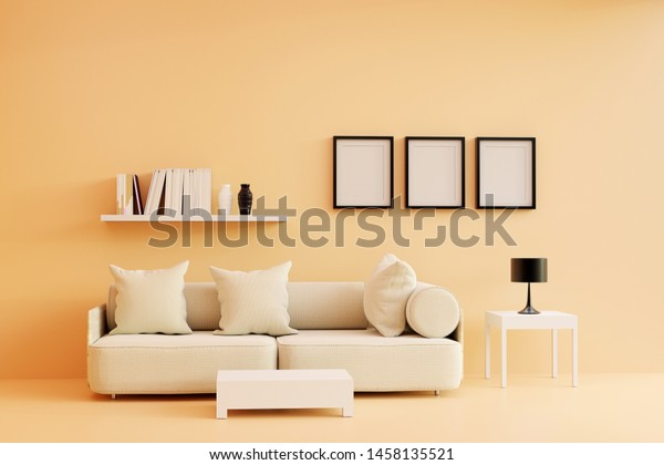 Modern Living Room Sofa Furniture Group Stockfoto (Jetzt ...
