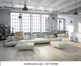 Loft Apartment Stock Images, Royalty-Free Images & Vectors ...