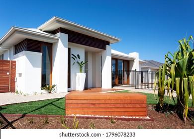El diseño moderno y lujoso de la casa