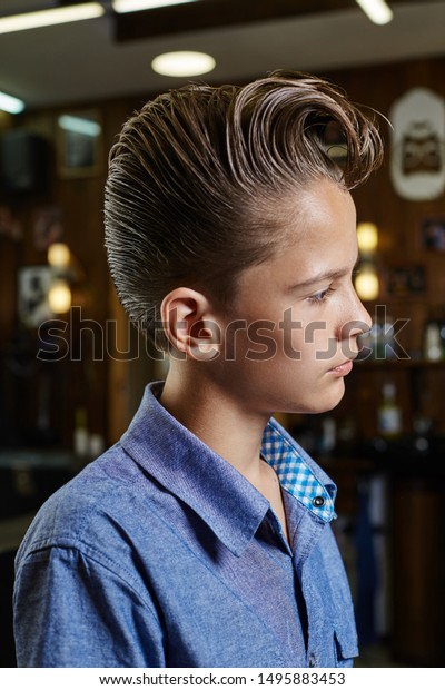 Miraculous Modern Men Hipster Haircut Perfect Hairstyle Stock Photo Edit Now Schematic Wiring Diagrams Amerangerunnerswayorg