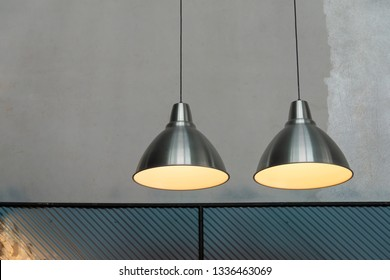Modern metal ceiling lamp for interior decoration