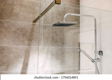 Minimalist Shower High Res Stock Images Shutterstock