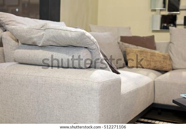 Modern Minimalistic Design Sofa Stock Photo Edit Now 512271106