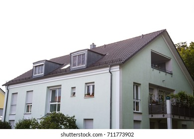 modern multi-family house in germany