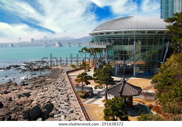 the modern museum name apec busan south korea