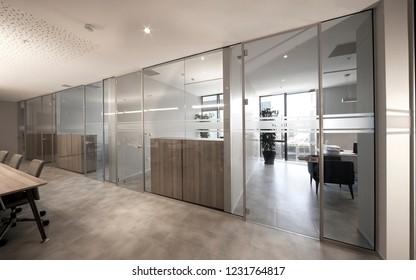 a modern office 2