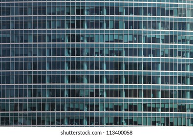 Modern office building background