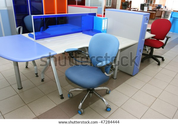 Modern Office Furniture Stock Image Download Now