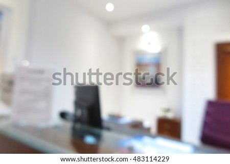 Groovy Modern Office Furniture Interior Abstract Blur Stock Photo Download Free Architecture Designs Embacsunscenecom