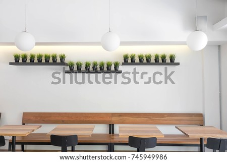 Modern office open space work stock photo edit now