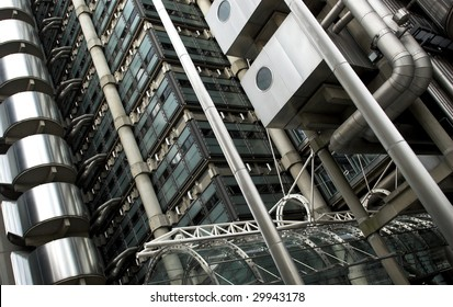 Modern Offices (Lloyds Building)