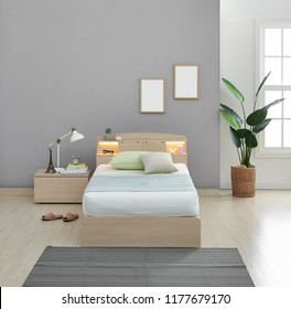huge inventory 276b4 9a9fa Single Bed Images, Stock Photos & Vectors | Shutterstock