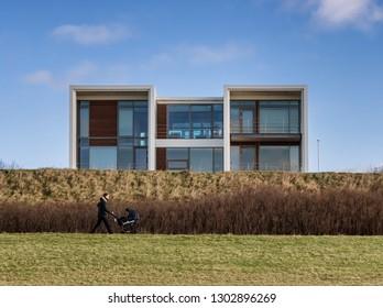 Modern residense danish design Esbjerg, Denmark