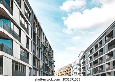 modern residential architecture in Berlin