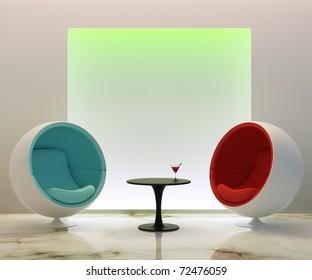 Prime Modern Round Chair Stock Photos Images Photography Creativecarmelina Interior Chair Design Creativecarmelinacom