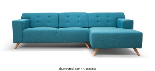 Modern Scandinavian sofa