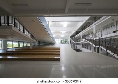 Modern school interiors