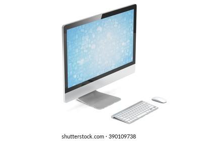 Modern Screen Monitor