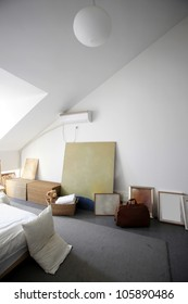 Modern and simple home interiors