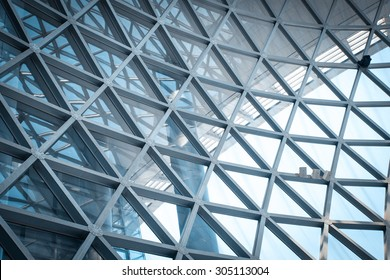Modern skyscraper business office, corporate modern building facade abstract. enterprise corporate building.