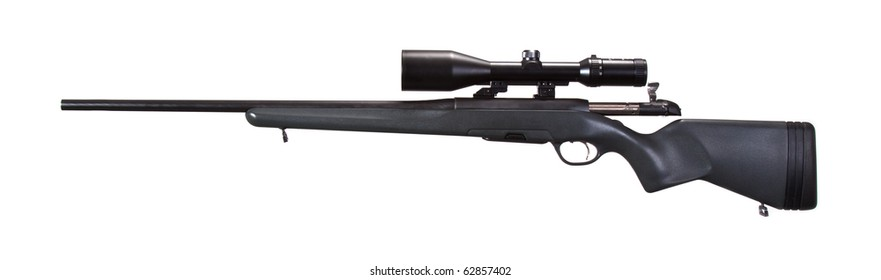 modern sniper rifle
