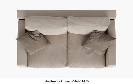 Sofa Top View Images Stock Photos Vectors Shutterstock