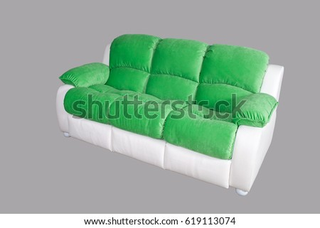 Modern Sofa Home Cinema Stock Photo Edit Now 619113074 Shutterstock