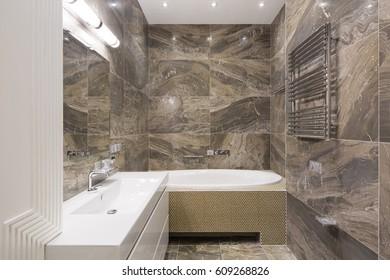 Modern Spa Bathroom