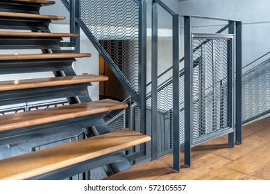 Modern stair case design / interior redecoration & renovation conceptual