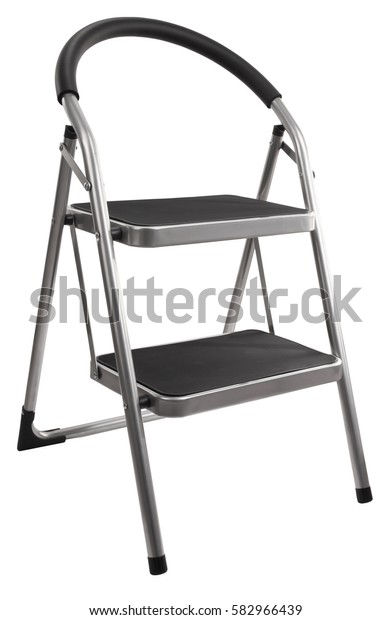 Excellent Modern Step Stool Small Ladder New Stock Photo Edit Now Pabps2019 Chair Design Images Pabps2019Com