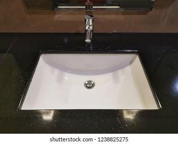 Modern style water basin