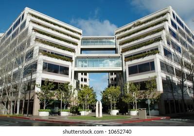 Modern Terraced Office