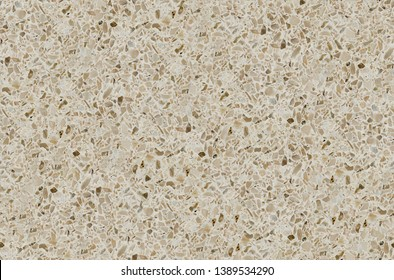 Modern Terrazzo texture. Polished concrete floor pattern. Color surface marble, granite stone, material for decoration