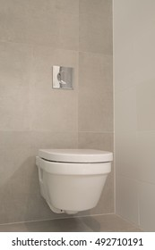 Modern Toilet Seat With Hidden Container