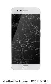 Broken Mobile Phone Images Stock Photos Vectors Shutterstock