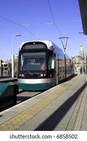 Modern Tram System
