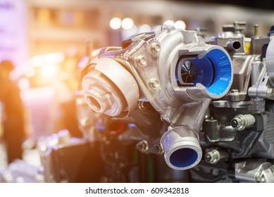 modern turbocharger