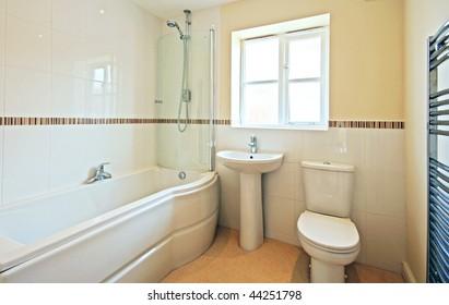 Modern UK Bathroom