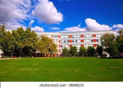 Modern university in Spain
