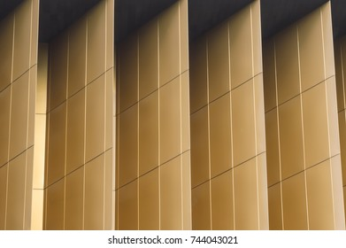 Modern urban architecture. Abstract background.
