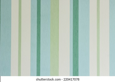 Modern wallpaper with colors of the same tone and stripes,green wallpaper