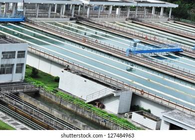 modern water works