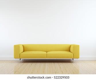 Imágenes, fotos de stock y vectores sobre Modern Sofa and ...