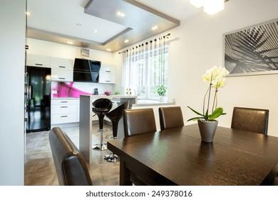 Modernist Interior Images, Stock Photos & Vectors | Shutterstock
