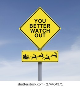 Modified road signs with a Christmas theme. (Silhouette terms of use allows for commercial usage.)