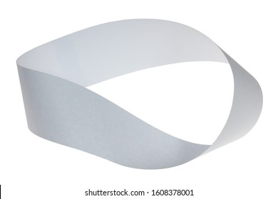 The moebius v is a surface with only one edge and one side.