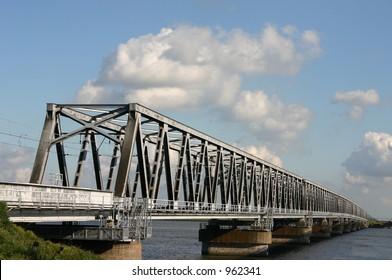 Moerdijk's bridge (Netherland)