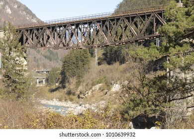 Moggio, Fella, river, valley, canal, tributary, Alps, water, landscape, carnia, mountains