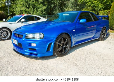 Nissan Skyline Images, Stock Photos & Vectors | Shutterstock