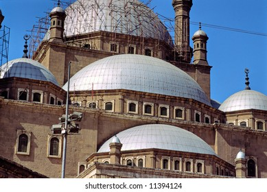 Mohamed Ali Mosque, Il Cairo, Egypt.